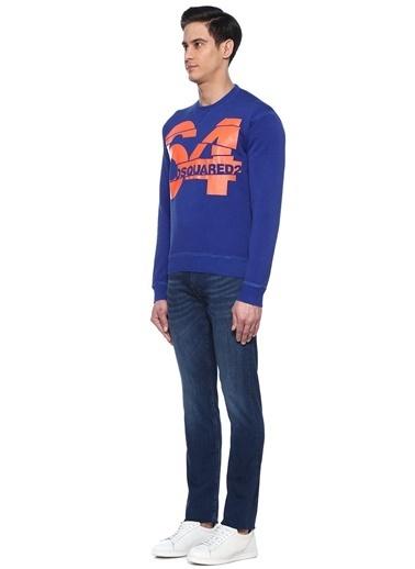 Dsquared2 Sweatshirt Mavi